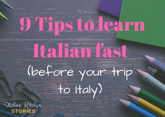 Learn Italian in just 5 minutes a day. For free.