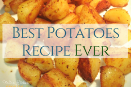 Best POTATOES Recipe Ever